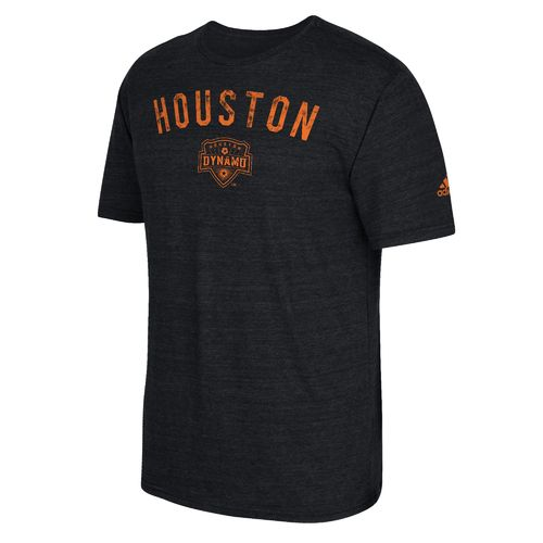 adidas Men's Houston Dynamo Worn T-shirt
