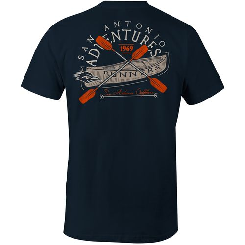 Image One Men's University of Texas at San Antonio Adventures Comfort Color T-shirt