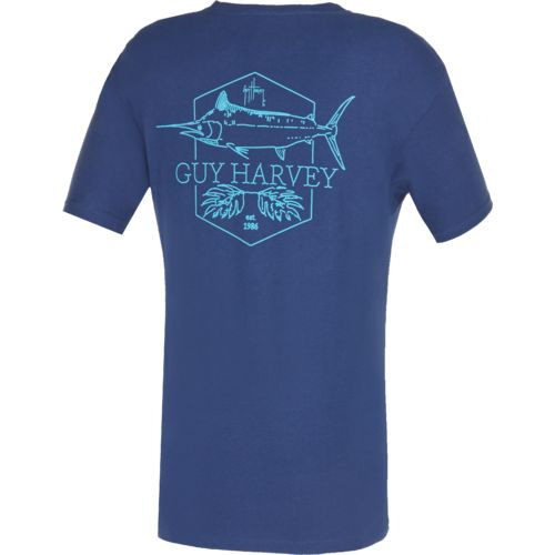 Guy Harvey Men's Scratchy T-shirt - view number 1