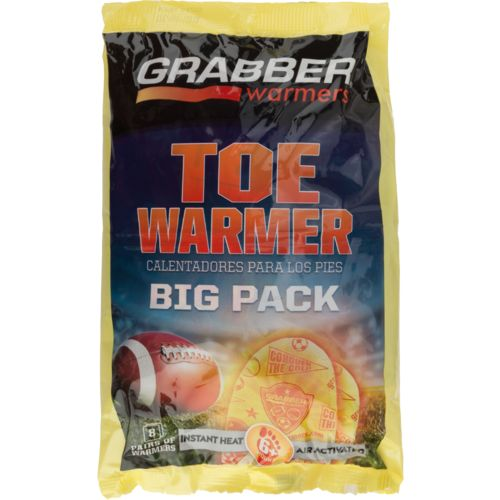 Grabber Game-Day Toe Warmers 8-Pack - view number 2