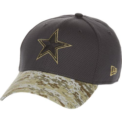 New Era Men's Dallas Cowboys 39THIRTY Salute to Service Cap