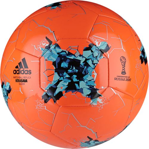 Display product reviews for adidas Confederations Cup Glider Soccer Ball