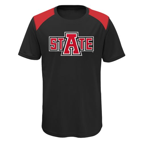 Gen2 Boys' Arkansas State University Ellipse Performance Top