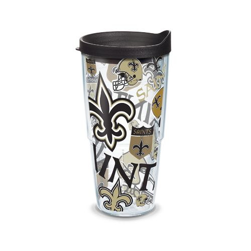 Tervis New Orleans Saints Allover 24 oz. Tumbler