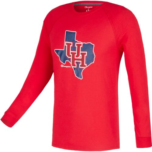 Champion™ Men's University of Houston Long Sleeve T-shirt