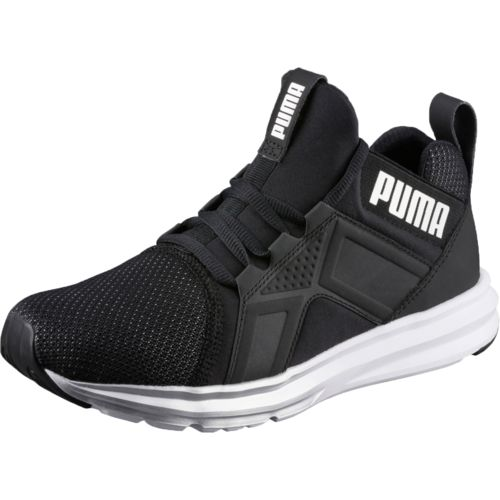 PUMA Women's Enzo Metallic Running Shoes