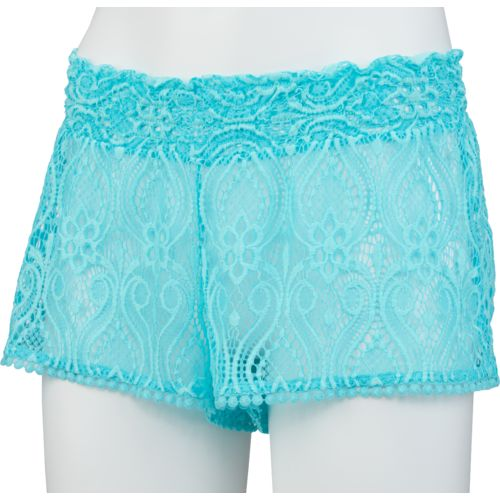 O'Rageous Juniors' Crochet Cover-Up Short