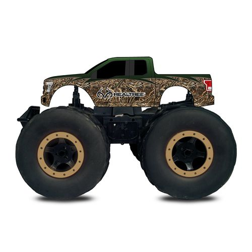 NKOK Realtree Extreme Terrain 2015 Ford F-150 and Jeep Wrangler Combo