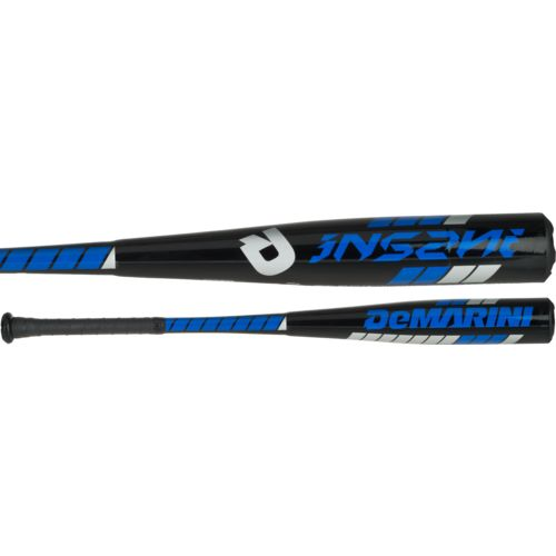 DeMarini Adults' Insane BBCOR Aluminum Baseball Bat -3