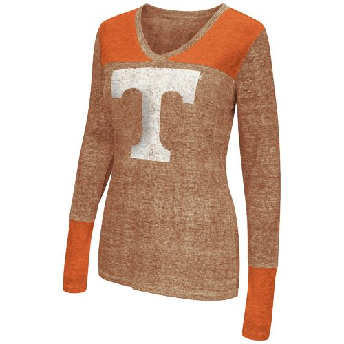 Touch by Alyssa Milano Women's University of Tennessee Goal Line Top