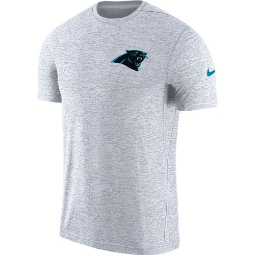Nike™ Men's Carolina Panthers Coaches Dry Top T-shirt - view number 1