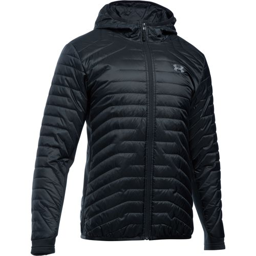 Under Armour Men's ColdGear Reactor Hybrid Hooded Jacket
