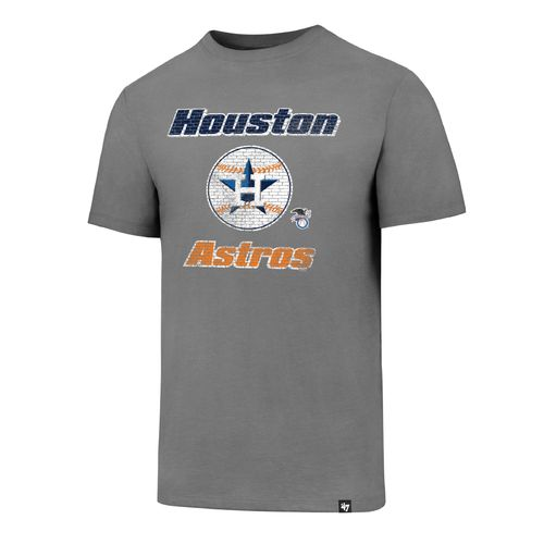 '47 Houston Astros Stacked Knockaround Club T-shirt - view number 1