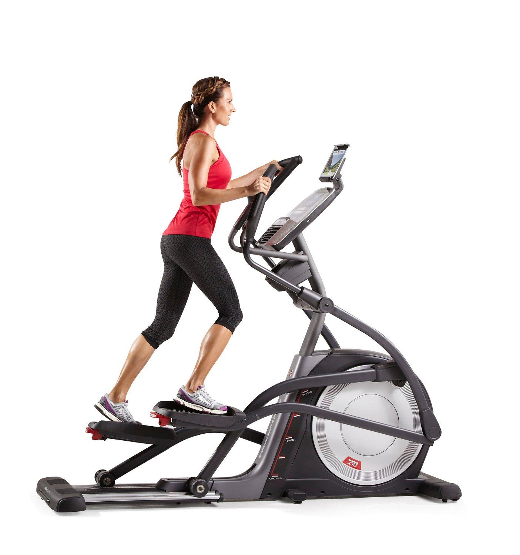 elliptical machine academy sports
