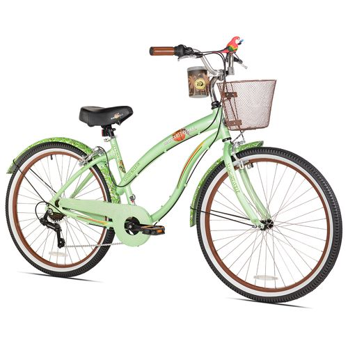 KENT™ Women's Margaritaville Coast is Clear 26' 7-Speed Cruiser Bicycle