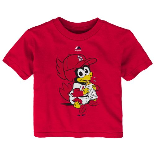 MLB Infants' St. Louis Cardinals Mascot T-shirt