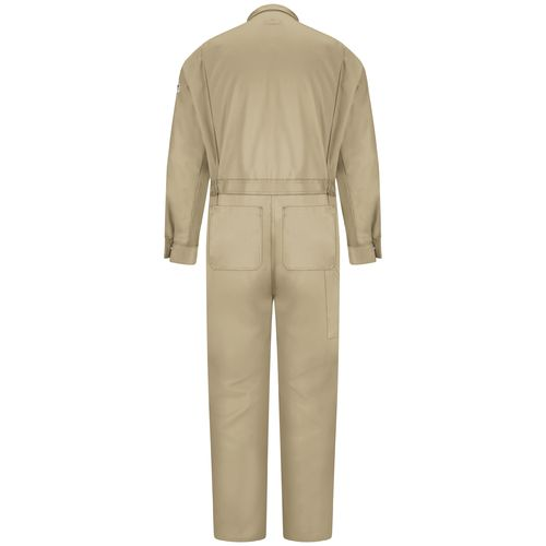 Bulwark Men's Flame Resistant Deluxe 7 oz CoolTouch 2 Coverall - view number 2