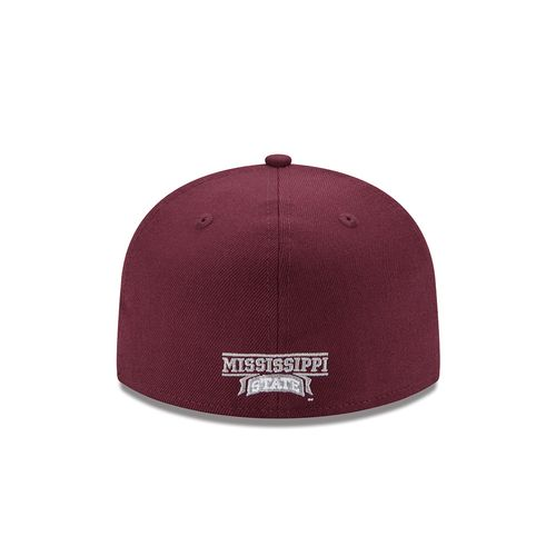 New Era Men's Mississippi State University 59FIFTY Cap - view number 2