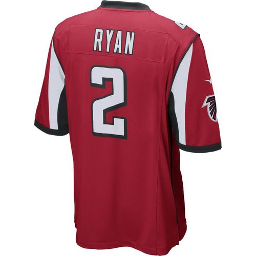 Nike Men's Atlanta Falcons Matt Ryan 2 Super Bowl LI Jersey