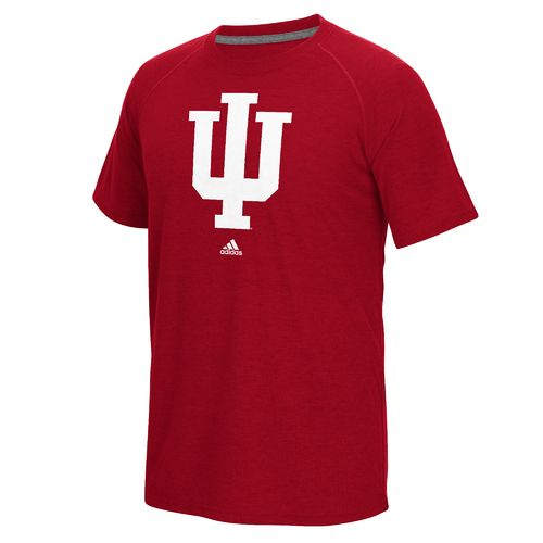 adidas Men's Indiana University School Logo Ultimate T-shirt