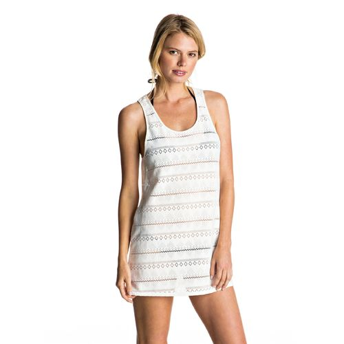 Roxy Women's Crochet Easy Cover-Up Dress