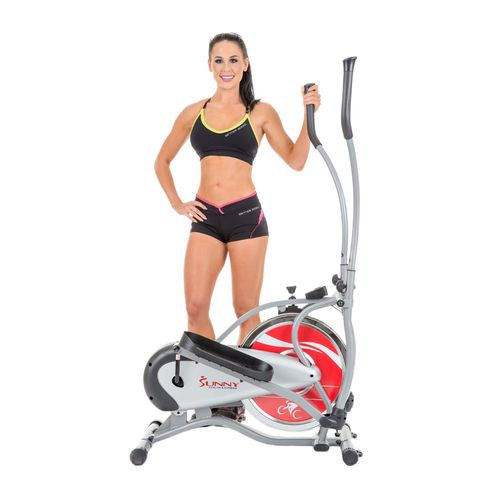 Sunny Health & Fitness Flywheel Elliptical Trainer - view number 3