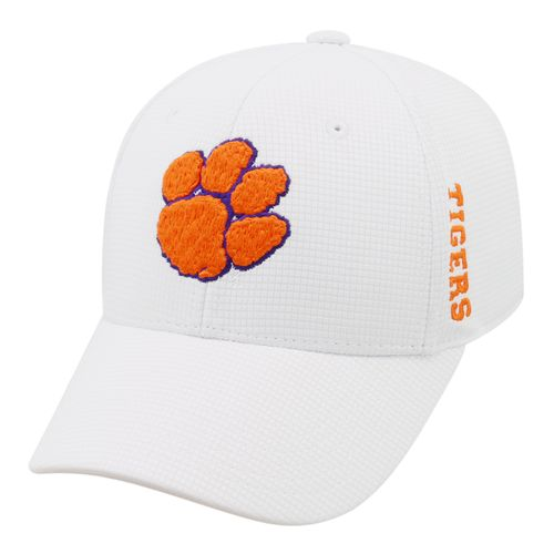 Top of the World Men's Clemson University Booster Plus Flex Cap - view number 1