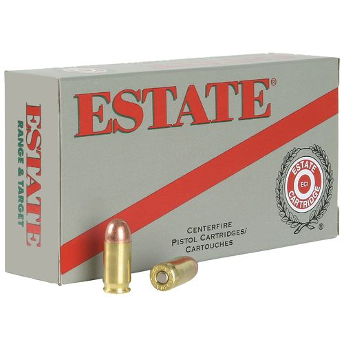 Estate Cartridge .38 Special 130-Grain FMJ Centerfire Pistol Ammunition - view number 1