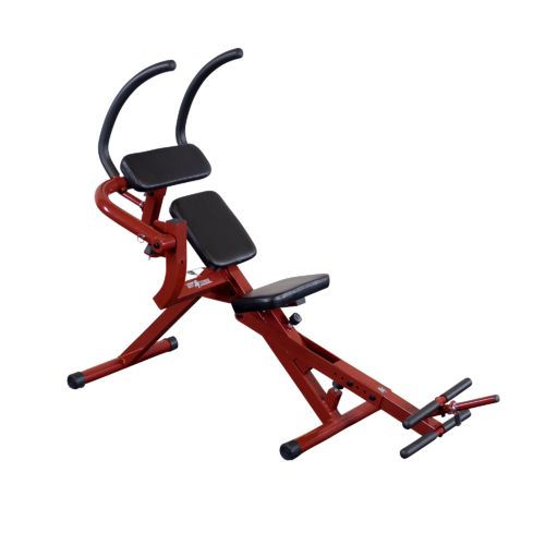 Body-Solid Best Fitness Semi-Recumbent Ab Bench - view number 1