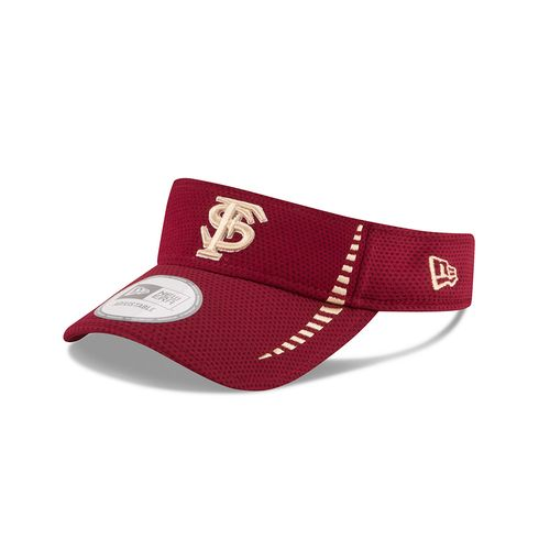 New Era Men's Florida State University Speed Visor
