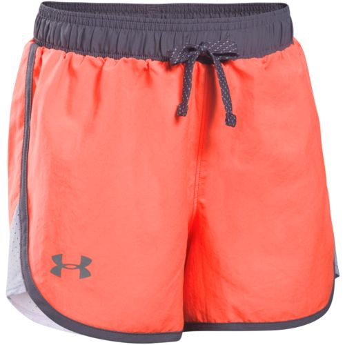 Display product reviews for Under Armour Girls' Fast Lane Short