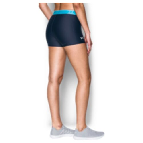 Under Armour Women's HeatGear Shine Waistband Short - view number 4