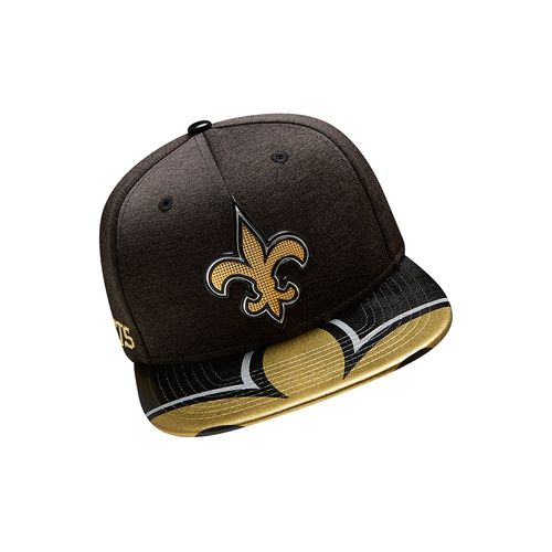 New Era Men's New Orleans Saints 9FIFTY® NFL17 On Stage Cap - view number 9
