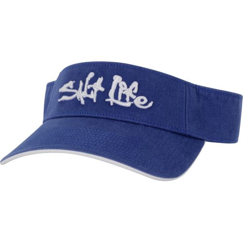 Display product reviews for Salt Life Men's Signature Logo Visor