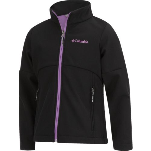 Columbia Sportswear Girls' Brookview Softshell Jacket - view number 3