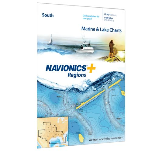Display product reviews for Navionics Regions South Region Marine and Lake Charts and Maps