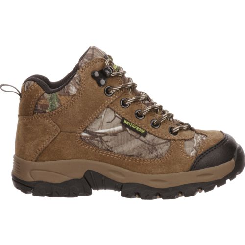 Display product reviews for Magellan Outdoors Boys' Run N Gun II Hunting Boots