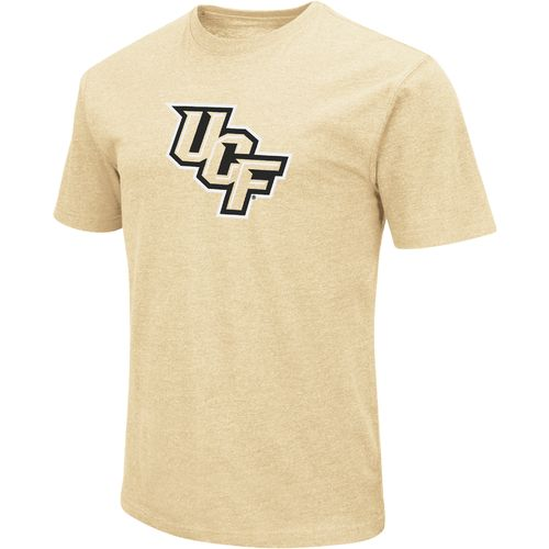 Colosseum Athletics Men's University of Central Florida Logo Short Sleeve T-shirt