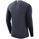 Nike™ Men's Houston Texans Marled Word Long Sleeve T-shirt - view number 2