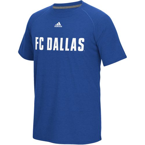 adidas Men's FC Dallas Ultimate Short Sleeve T-shirt - view number 2