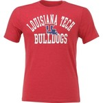 Colosseum Athletics Men's Louisiana Tech University Vintage T-shirt - view number 1