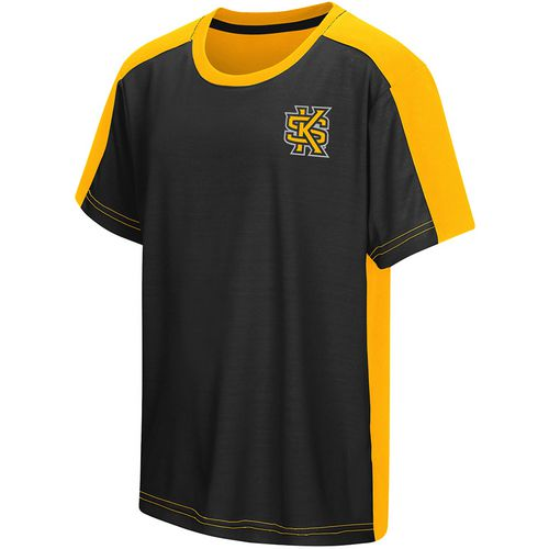 Colosseum Athletics Boys' Kennesaw State University Short Sleeve T-shirt - view number 1