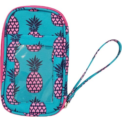 Love & Pineapples Women's Wristlet