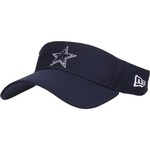 New Era Men's Dallas Cowboys Onfield Training Visor - view number 2