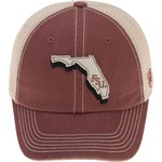 Top of the World Men's Florida State University United 2-Tone Adjustable Cap - view number 1