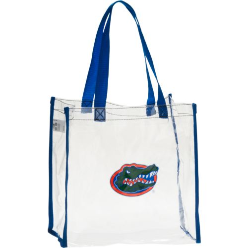 Forever Collectibles University of Florida Clear Reusable Bag - view number 1