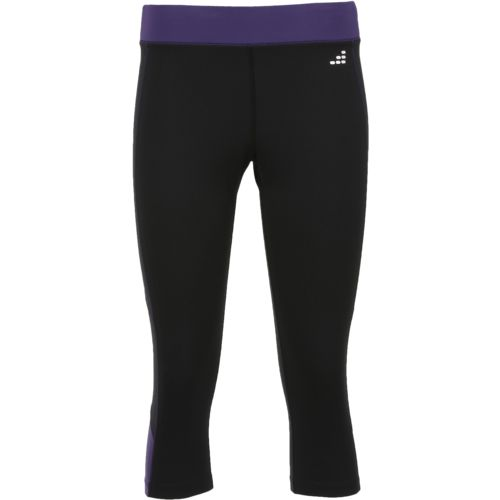 Display product reviews for BCG Women's Colorblock Training Capri Pant
