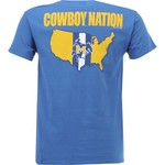 New World Graphics Men's McNeese State University Stripe Nation T-shirt - view number 1