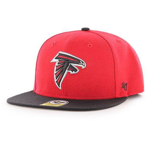 '47 Atlanta Falcons Boys' Lil Shot 2-Tone Captain Cap
