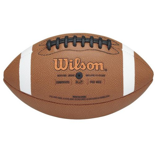 Wilson GST Composite K2 Peewee Football - view number 2